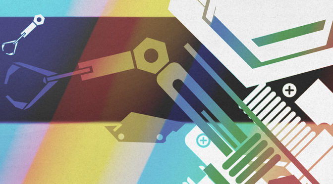 Google creates its own laws of robotics