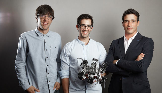Erle Robotics (makers of Elre Brain and PXFmini) aquired by Acutronic